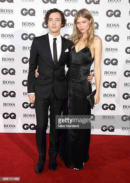Alexander Vlahos arrives for GQ Men Of The Year Awards 2016 at Tate Modern on September 6 2016 in London England