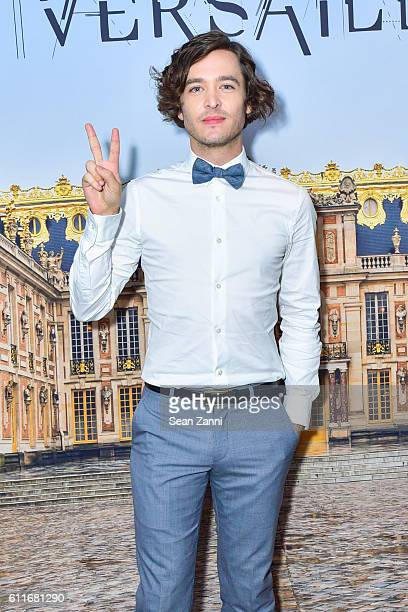 Alexander Vlahos attends Ovation TV Celebrates October 1st Premiere of the HighlyAnticipated Drama Versailles with Cast Members CoCreator and Friends...