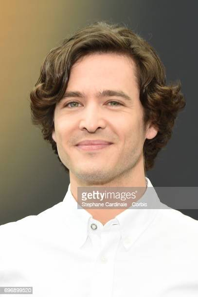 Alexander Vlahos from 'Versailles' poses for a Photocall during the 57th Monte Carlo TV Festival Day Two on June 17 2017 in MonteCarlo Monaco