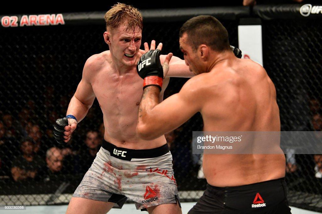 UFC Fight Night: Werdum v Volkov : News Photo