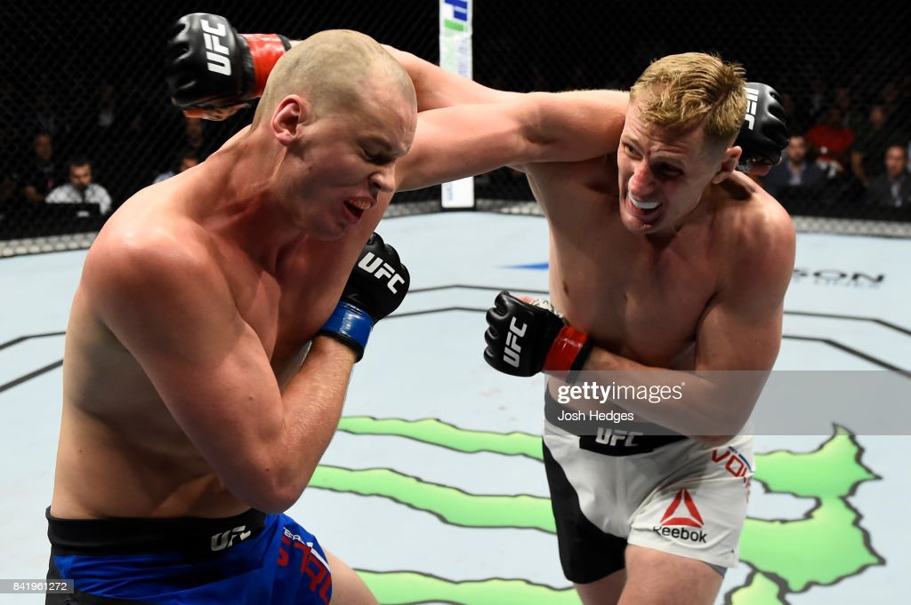 UFC Fight Night: Volkov v Struve : News Photo