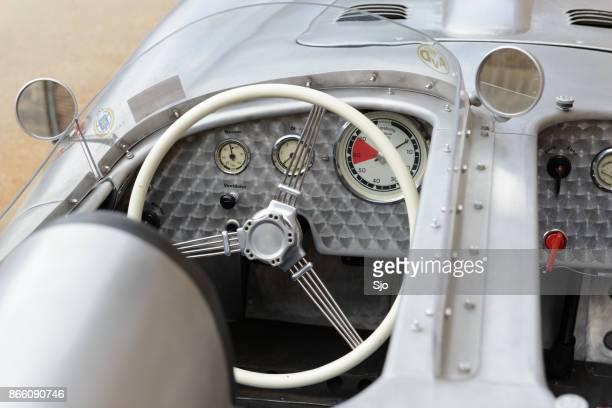 AFM-50-5 Alexander von Falkenhausen Motorenbau classic racing autodashboard