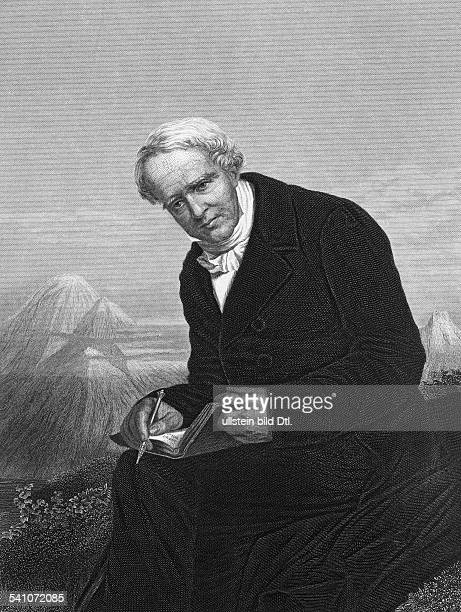 Alexander von Humboldt *1409176906051859 german scientist portrait date unknown