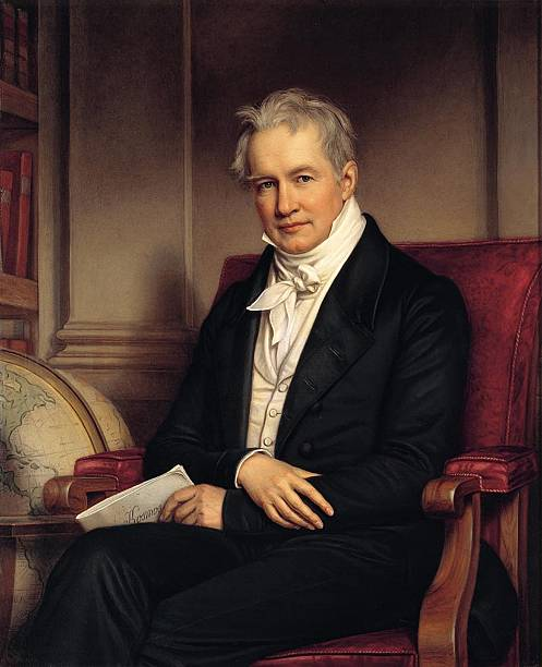 UNS: 14th September 1769 - Birth Of Scientist Alexander Von Humboldt
