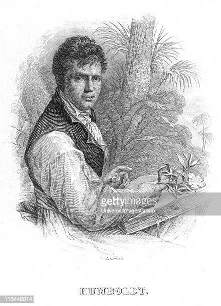Alexander von Humboldt German naturalist Humboldt's interests included geophysics geology and botany and he is sometimes called the founder of...