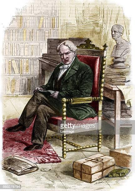 Alexander von Humboldt German naturalist
