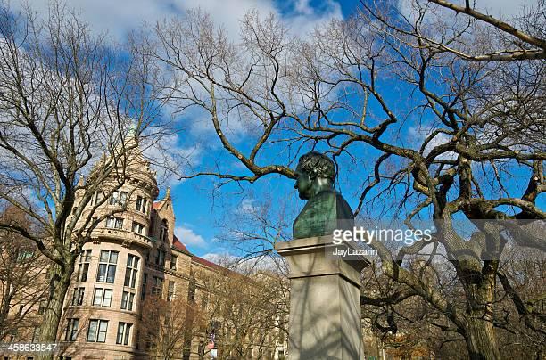 Alexander Von Humboldt Monument, Central Park, Manhattan & W.77th Street