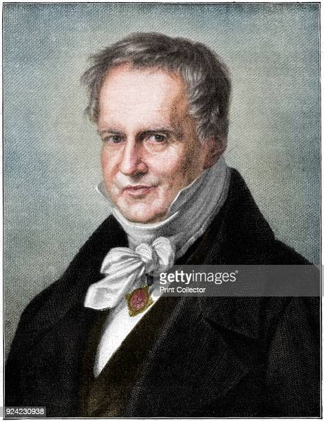 Alexander von Humboldt Prussian naturalist and explorer Humboldt's interests included geophysics geology and botany and he is sometimes called the...