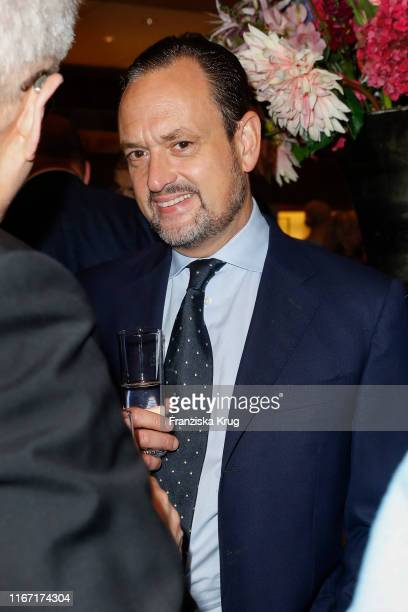 Alexander von SchoenburgGlauchau during the Bild 100 summer party on September 9 2019 in Berlin Germany