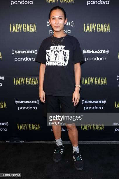 Alexander Wang attends SiriusXM + Pandora Present Lady Gaga At The Apollo on June 24, 2019 in New York City.