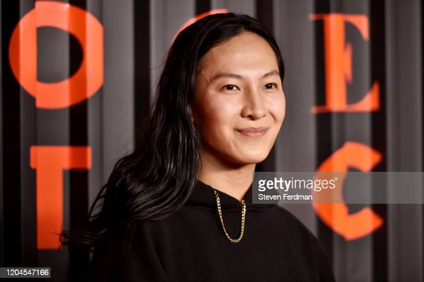 Alexander Wang attends the Bvlgari B.zero1 Rock collection event at Duggal Greenhouse on February 06, 2020 in Brooklyn, New York.
