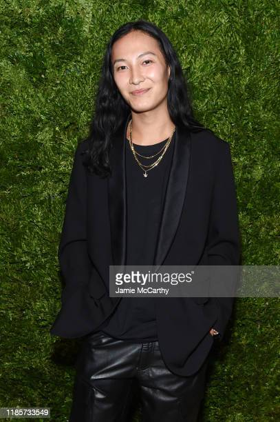 Alexander Wang attends the CFDA / Vogue Fashion Fund 2019 Awards at Cipriani South Street on November 04, 2019 in New York City.