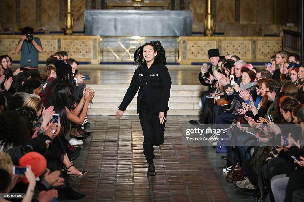 In Focus: Alexander Wang - Fall 2016 New York Fashion Week