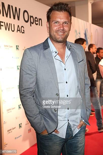 Alexander Waske during the '100 Jahre Internationale Tennismeisterschaften von Bayern' Gala Evening on April 27 2015 in Munich Germany