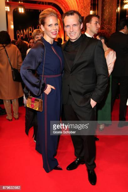 Alexander Weih Director Madeleine during the Bambi Awards 2017 at Stage Theater on November 16 2017 in Berlin Germany