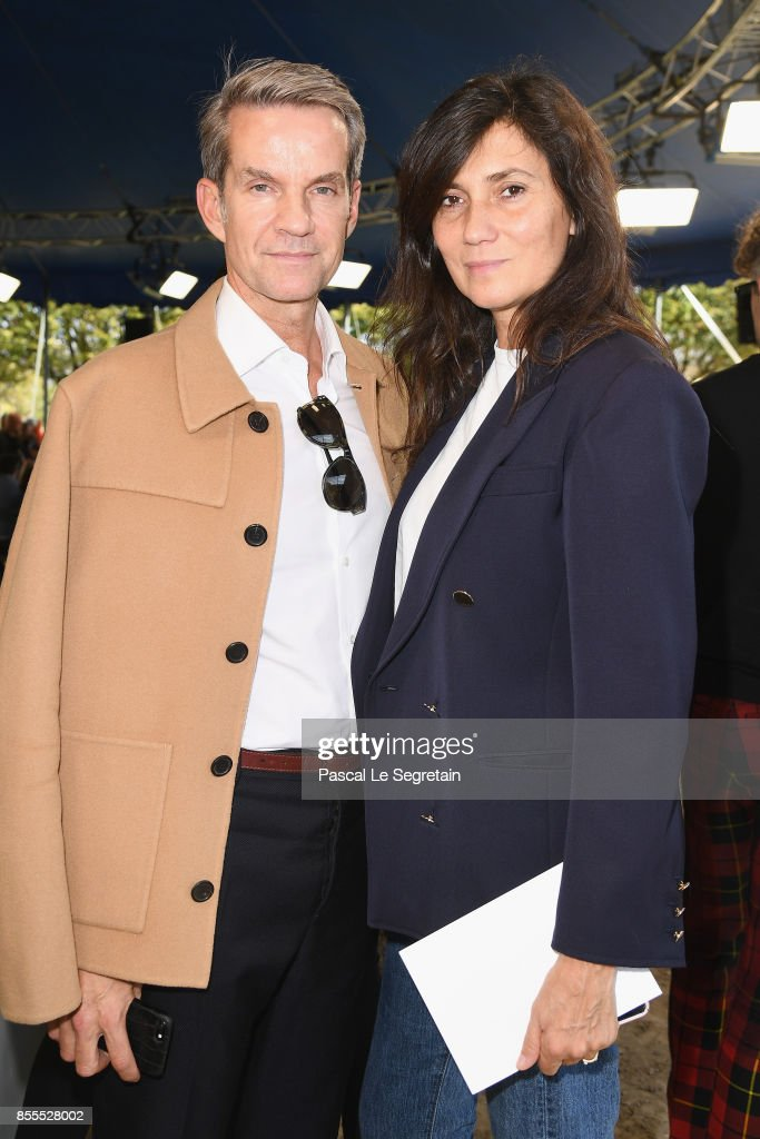 Nina Ricci : Front Row - Paris Fashion Week Womenswear Spring/Summer 2018 : News Photo