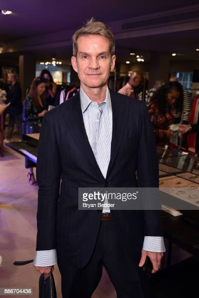Alexander Werz attends the Maor Cohen and Olivia Steele collaboration for Art Basel Miami Beach at The Webster on December 5 2017 in Miami Florida