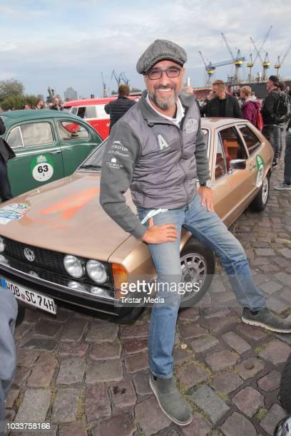 Alexander Wesselsky during the final of the Auto Bild HamburgBerlin Klassik Rallye 'Die Nordsee Tour' on September 15 2018 in Hamburg Germany