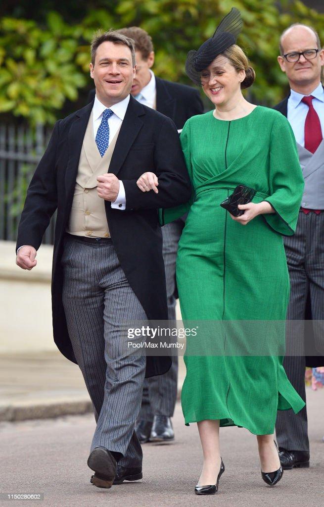 The Wedding Of Lady Gabriella Windsor And Mr Thomas Kingston : News Photo