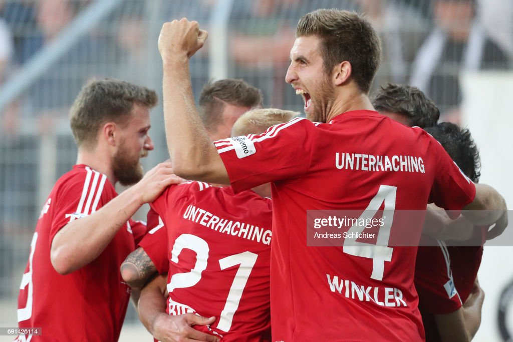Unterhaching Relegation