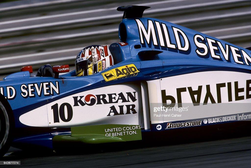 Alexander Wurz, Grand Prix Of Austria : Nyhetsfoto