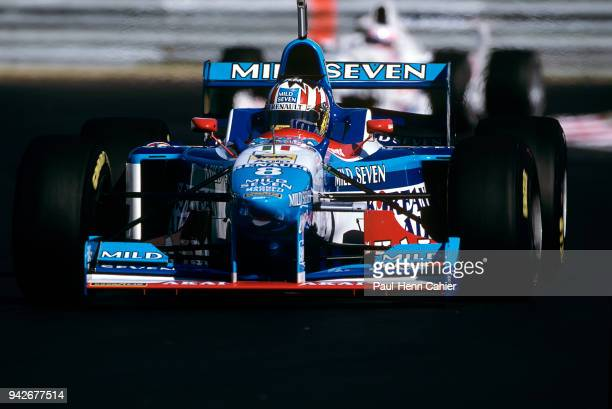 Alexander Wurz, Benetton-Renault B197, Grand Prix of Canada, Circuit Gilles Villeneuve, 15 June 1997.