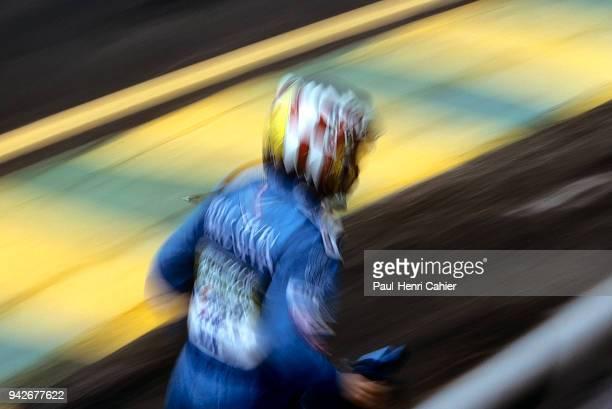 Alexander Wurz, Grand Prix of Brazil, Autodromo Jose Carlos Pace, Interlagos, Sao Paolo, 26 March 2000.
