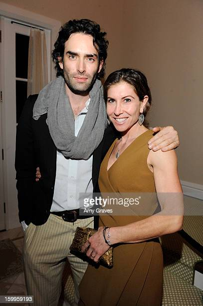 Alexander Yulish attends Kevyn and Elaine Wynn's Dinner for Communities In Schools on January 23 2013 in Brentwood California