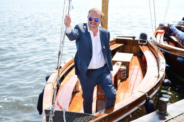 DEU: Prince Alexander zu Schaumburg-Lippe Hosts Official Opening Of Island Wilhelmstein