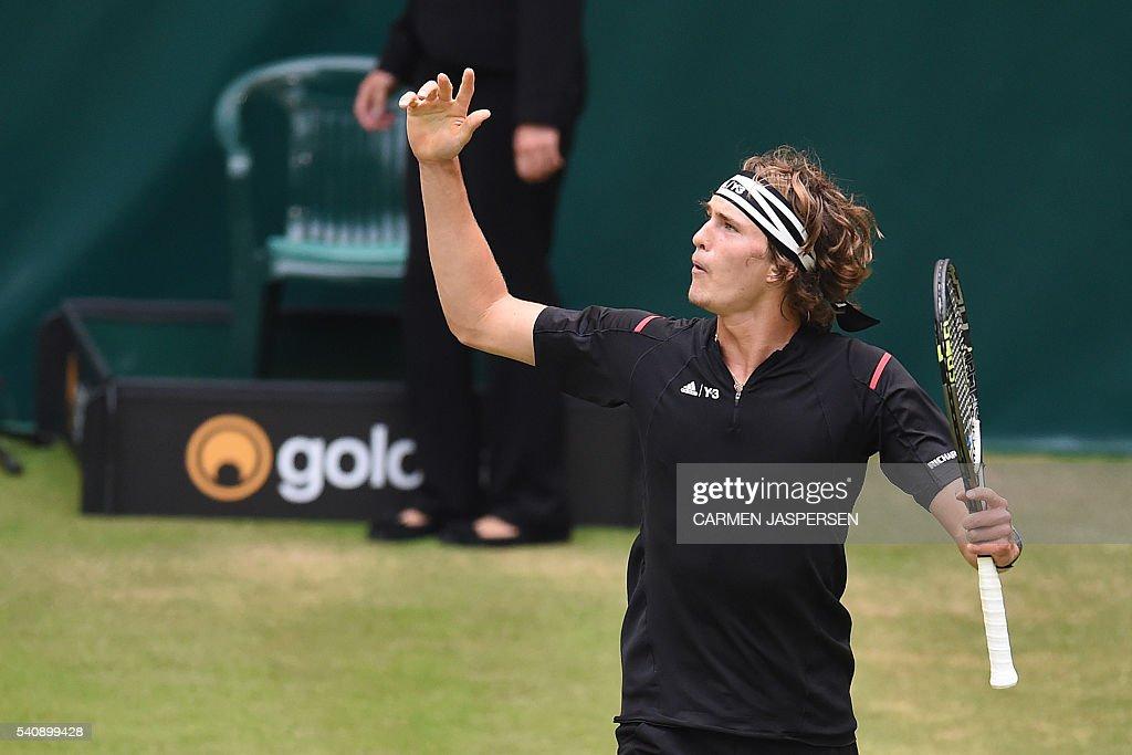 TENNIS-ATP-GER : News Photo