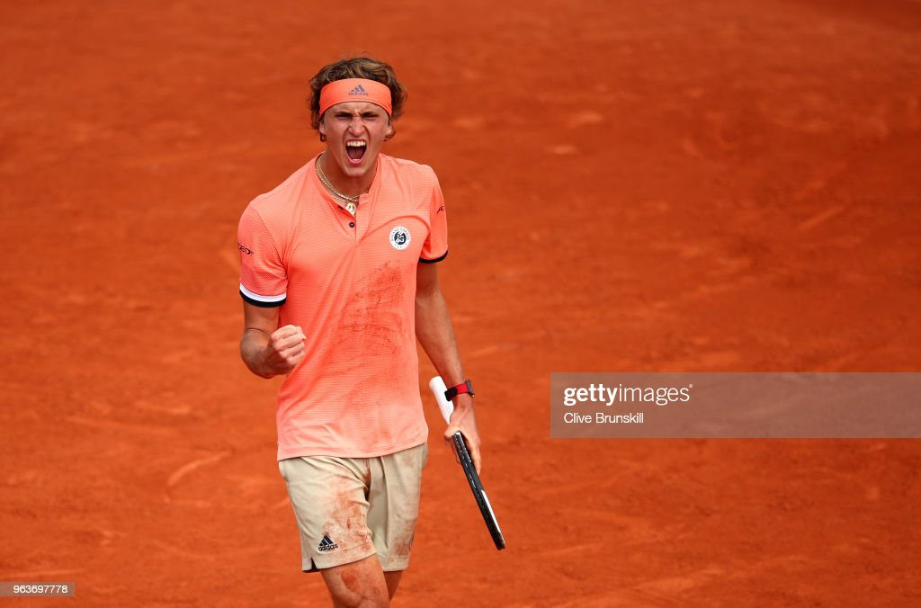 2018 French Open - Day Four : News Photo