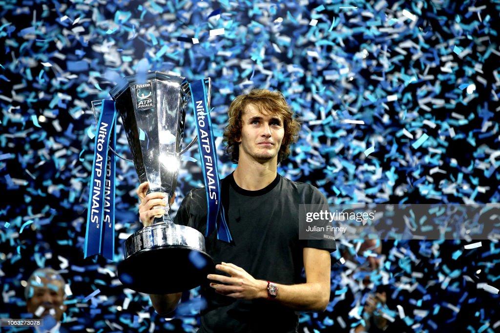 Nitto ATP Finals - Day Eight : Foto jornalística