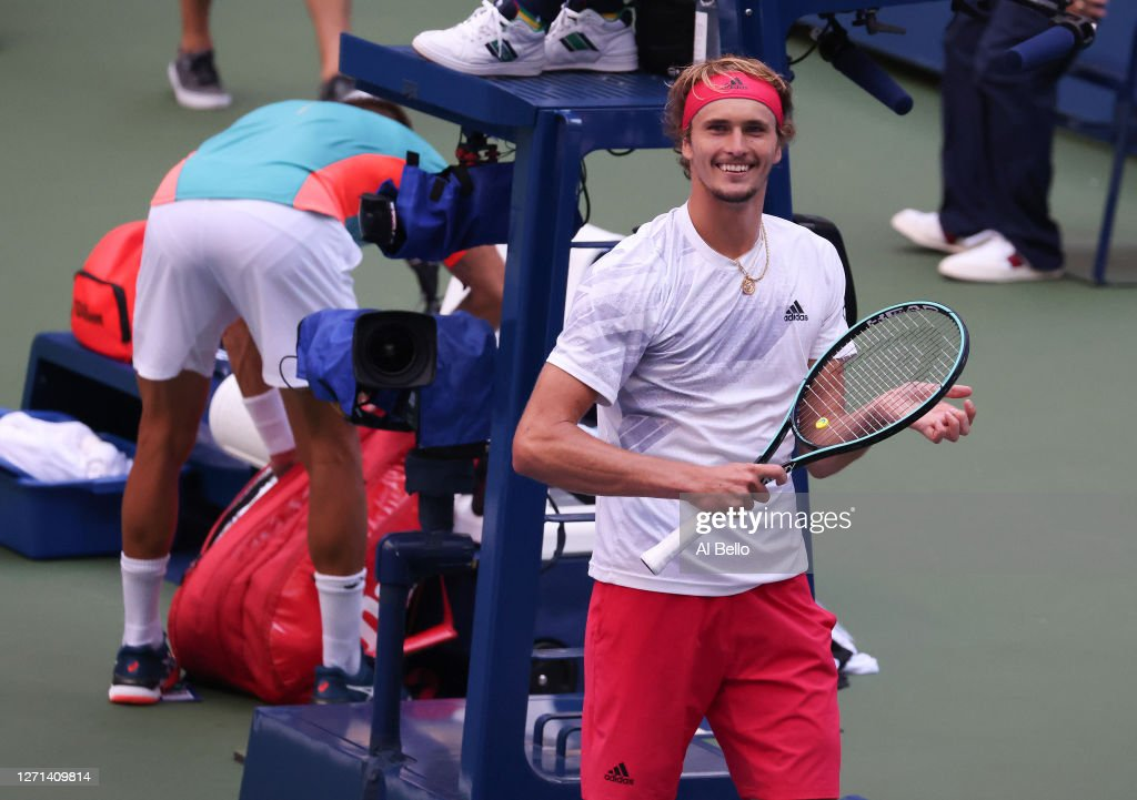 2020 US Open - Day 9 : News Photo