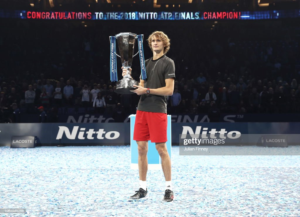 Nitto ATP Finals - Day Eight : News Photo