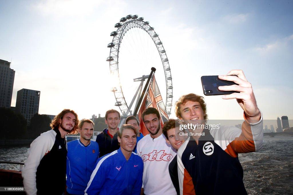 Nitto ATP Finals - Previews : Fotografía de noticias