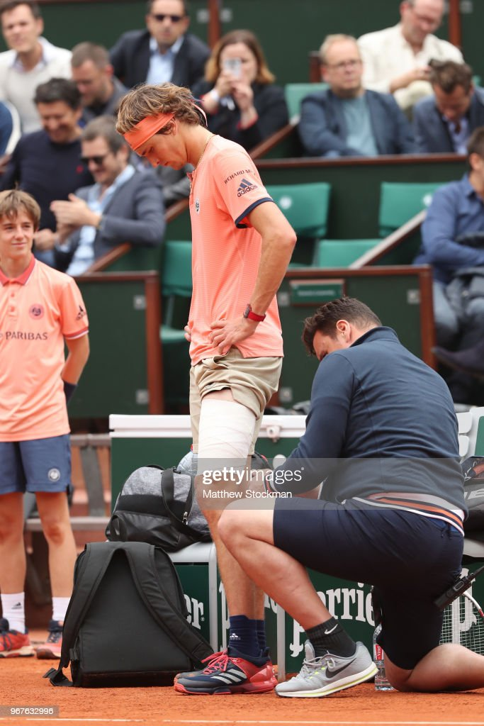 2018 French Open - Day Ten : News Photo