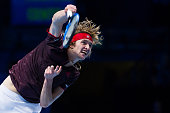 london england alexander zverev germany action