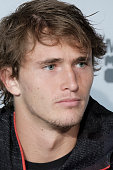 alexander zverev germany press conference during