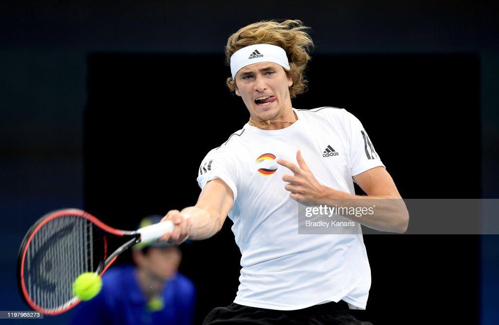 2020 ATP Cup - Brisbane: Day 5 : News Photo