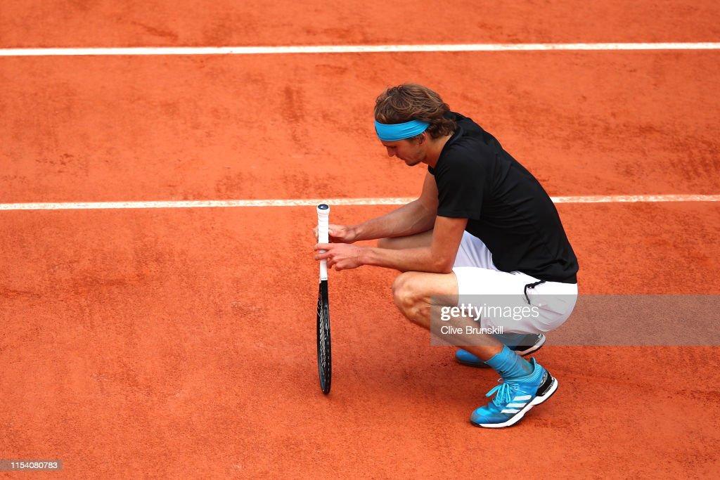 2019 French Open - Day Twelve : Fotografía de noticias