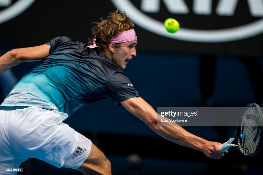 TENNIS: JAN 15 Australian Open : Nachrichtenfoto