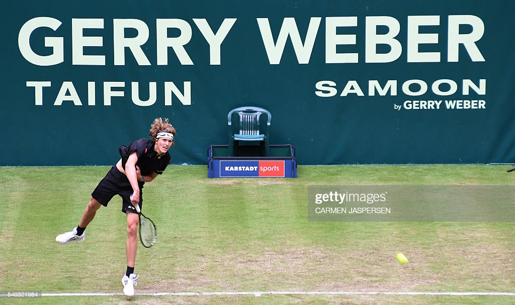 TENNIS-GER-ATP : Fotografia de notícias