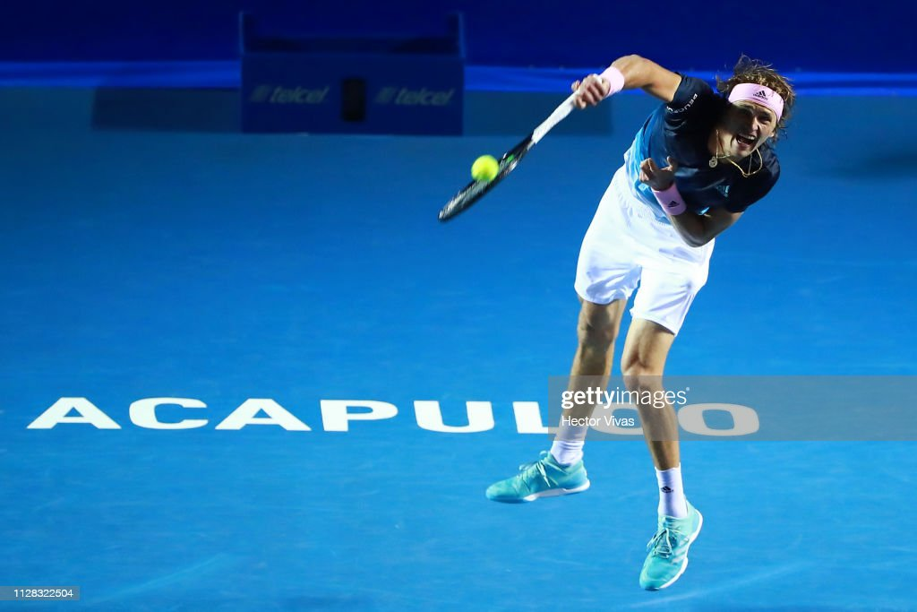 Telcel ATP Mexican Open 2019 - Day 5 : News Photo