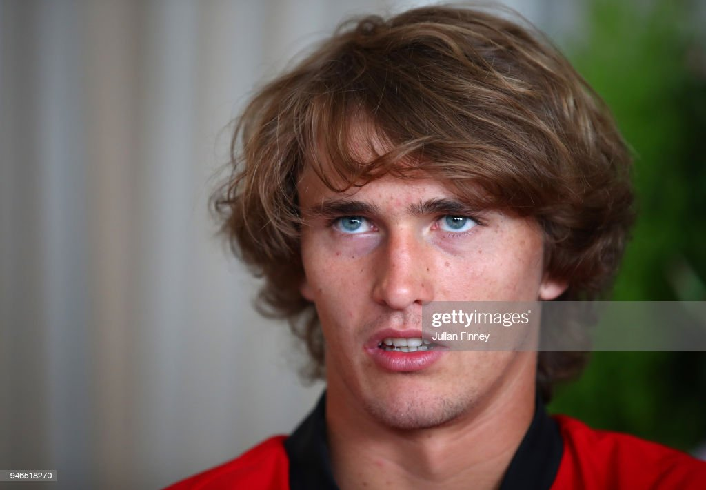 ATP Masters Series: Monte Carlo Rolex Masters - Day One : News Photo