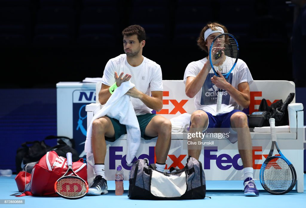Previews - Nitto ATP World Tour Finals : ニュース写真