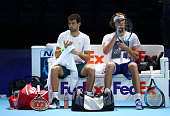 london england alexander zverev germany takes