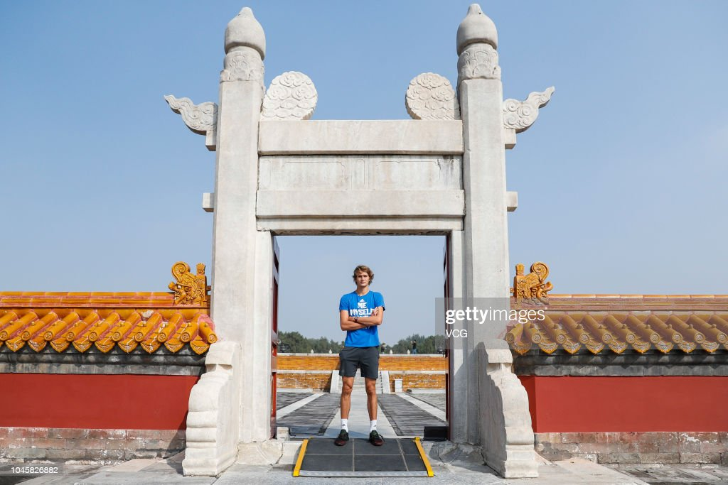 2018 China Open - Previews : News Photo