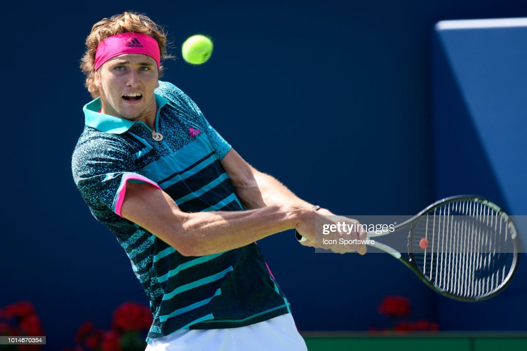 TENNIS: AUG 10 Rogers Cup : News Photo