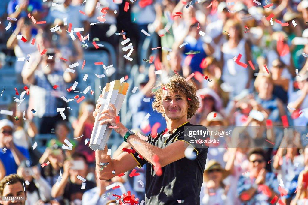 TENNIS: AUG 13 ATP Coupe Rogers : Foto di attualità