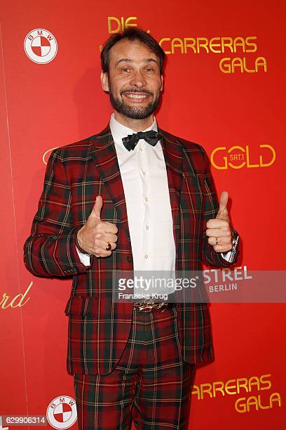 AlexanderKlaus Stecher attends the 22th Annual Jose Carreras Gala on December 14 2016 in Berlin Germany